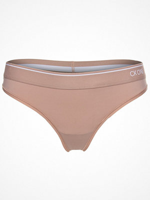 Calvin Klein One Micro Thong Panty Beige