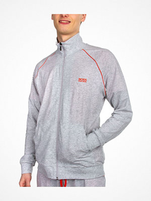 Hugo Boss BOSS Mix and Match Zip Jacket Light grey