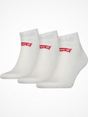 Levi's 3-pack Base Mid Cut Sock White