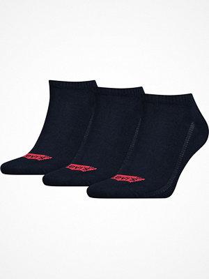 Levi's 3-pack Base Low Cut Sock Darkblue