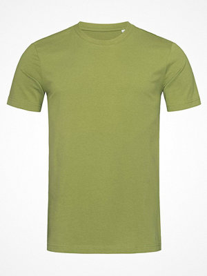 Stedman James Organic Men Crew Neck Green