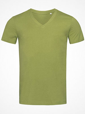 Stedman James Organic Men V-Neck Green