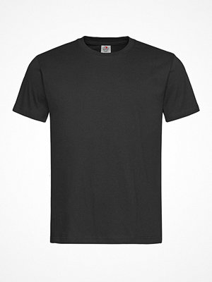 Stedman Classic T Organic Men Crew Neck Black