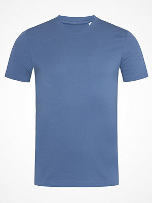 Stedman James Organic Men Crew Neck Denimblue