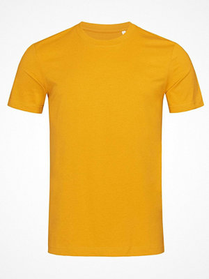 Stedman James Organic Men Crew Neck Yellow