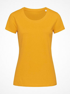 Stedman Janet Organic Women Crew Neck Yellow