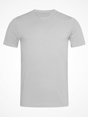 Stedman James Organic Men Crew Neck Grey