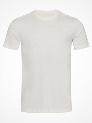 Stedman James Organic Men Crew Neck Creme