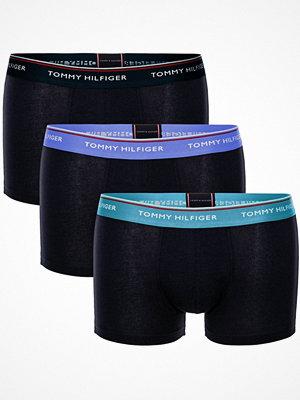 Tommy Hilfiger 3-pack Premium Essentials Trunk Black/Mint