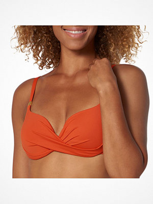 Bikini - Triumph Venus Elegance Padded Bikini Bra Orange