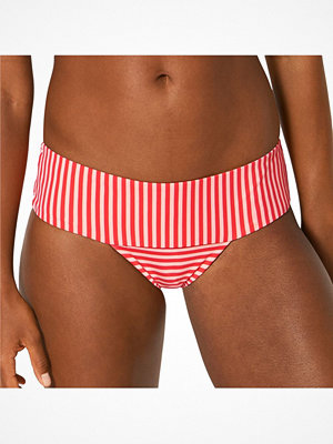 Sloggi Amalfi Baby Bikini Hipster Red striped