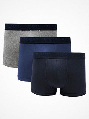 Ted Baker 3-pack 24 7 Basics Trunk Navy/Grey
