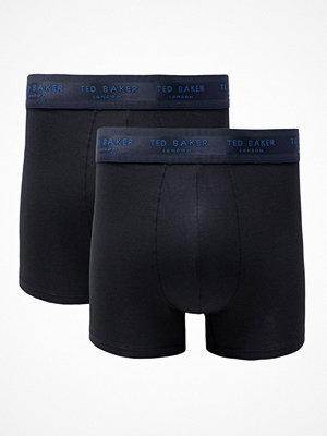 Ted Baker 2-pack Modal Basics Trunks Black