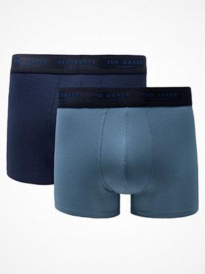 Ted Baker 2-pack Modal Basics Trunks Blue/Grey