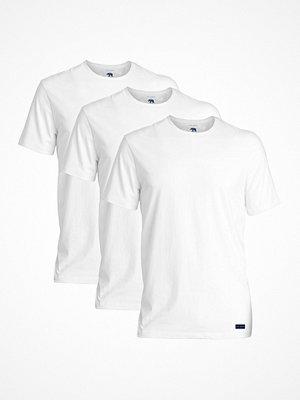 Ted Baker 3-pack 24 7 Basics Crewneck T-Shirt White