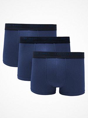 Ted Baker 3-pack 24 7 Basics Trunk Blue