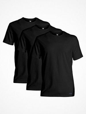 Ted Baker 3-pack 24 7 Basics Crewneck T-Shirt Black