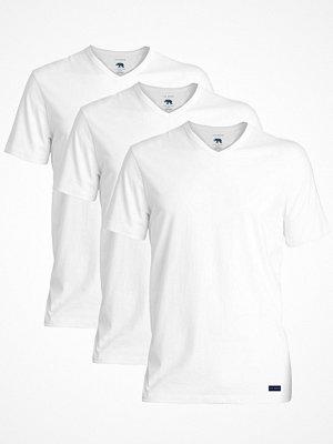 Ted Baker 3-pack 24 7 Basics V-Neck T-Shirt White