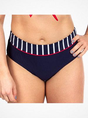 Trofé Trofe Navy Stripe Bikini Brief Navy Striped