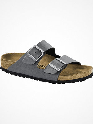 Birkenstock Arizona Metallic Anthracite