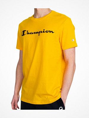 Champion American Classics Men T-shirt Mustard