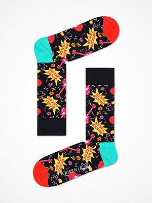 Strumpor - Happy Socks Happy Socks Queen Sock Black pattern-2