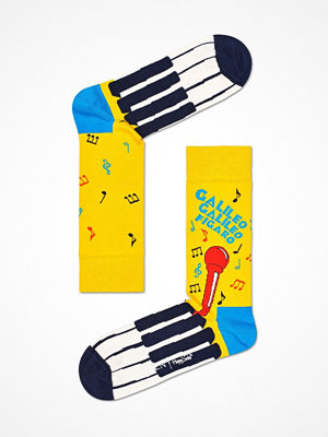 Happy Socks Happy Socks Queen Sock Yellow Pattern