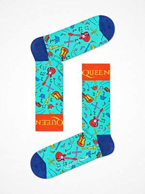 Happy Socks Happy Socks Queen Sock Blue Pattern