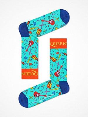 Strumpor - Happy Socks Happy Socks Queen Sock Blue Pattern