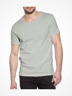Bread and Boxers Crew Neck Relaxed  Mint green