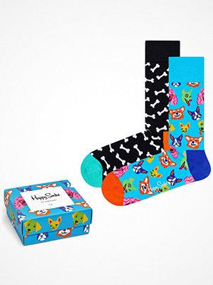 Strumpor - Happy Socks 2-pack Happy Socks Dog Gift Box Multi-colour