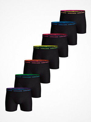 Björn Borg 7-pack Essential Shorts 217 Black