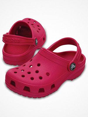 Tofflor - Crocs Classic Clog Kids Darkpink