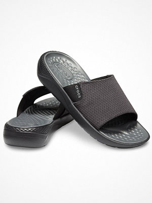 Crocs LiteRide Mesh Slide M Black
