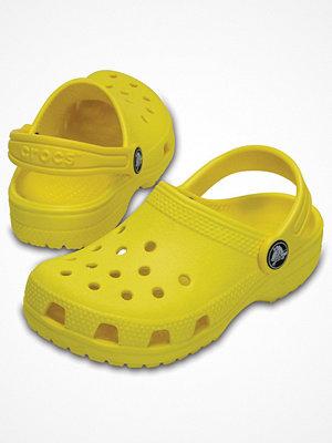Tofflor - Crocs Classic Clog Kids Yellow