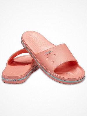 Tofflor - Crocs Crocband Slide Unisex Coral
