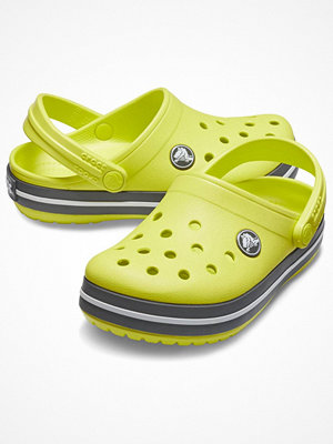 Crocs Crocband Clog Kids Lemon