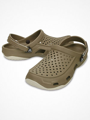 Crocs Swiftwater Deck Clog M Militarygreen