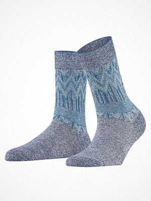 Strumpor - Falke Mexicali Women Sock Blue