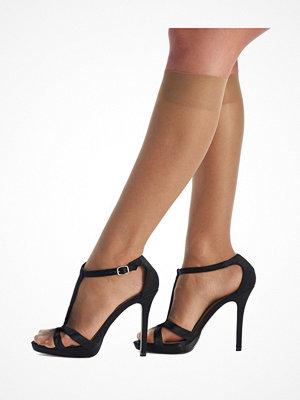 Oroblu Mi-Bas Suntime 15 Knee-Highs Light brown