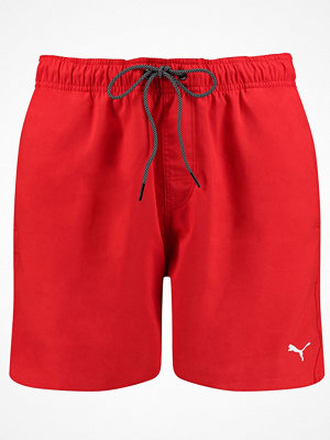 Puma Core Enjoy Swim Shorts Red