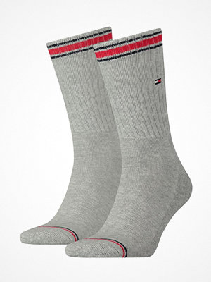 Tommy Hilfiger 2-pack Men Iconic Sport Sock Grey
