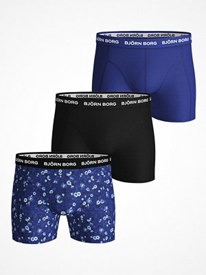 Björn Borg 3-pack Essential Shorts 213 Darkblue