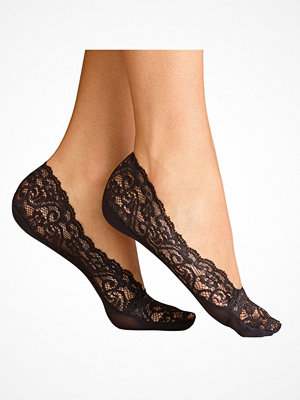 Strumpor - Falke Vedette Women No Show Sock Black