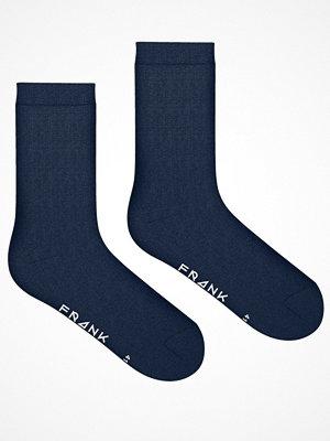 Frank Dandy Bamboo Socks Solid Navy-2