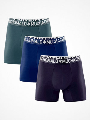 Muchachomalo 3-pack Cotton Stretch Boxers Multi-colour