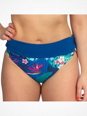 Panos Emporio Escape Chara Bikini Brief Blue Pattern