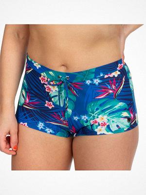 Panos Emporio Escape Agape Bikini Boxer Blue Pattern