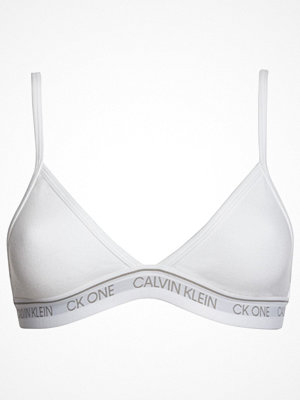 Calvin Klein One Cotton Unlined Triangle White
