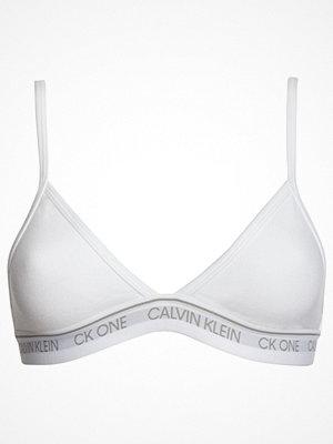 Calvin Klein One Cotton Unlined Triangle White